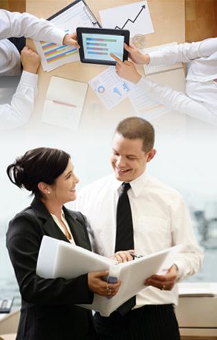 Mieten und Leasen Bürogeräte